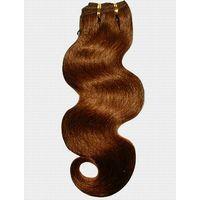 hair weft,hair extension,hair weaving,clips-on,prebonded