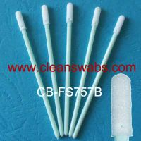 Thermally Pressed cleanroom Foam Swabs CB-FS757( for electronics lcd pcb ) thumbnail image