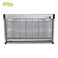 Indoor Outdoor Aluminum Electronic Shock Mosquito Killing Lamp Insect Killer Factory thumbnail image