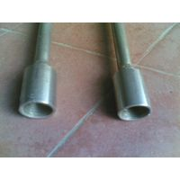 Lance holder/ Dip Tube Steel suitable for 1200 MM,1500 MM, 1800 MM Thermocouple Tips for molten meta
