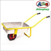 single medium kids wheelbarrows