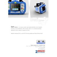 Meditech Defi Xpress Defibrillator Device with Voice Alarm