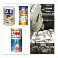 PRINTER TIN PLATE COILS/SHEET/STRIPS/SPTE/ETP BABY MILK POWDER TIN BOX
