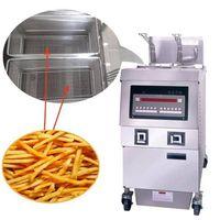 Electric potato fryer ,mcdonalds kfc deep fryer,kfc deep fryer(CE Approved , Manufacturer)