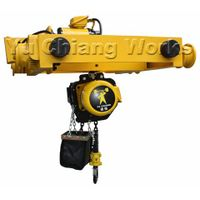 Electric Chain Hoist - double-girders