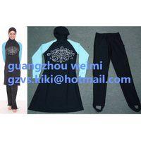 Long Sleeve Avaialble Swimwears For Muslimah Women thumbnail image