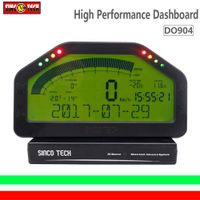 DO904 OBD dashboard gauges, turbo, speed, oil pressure, water temperature, voltmeter,automobile refi