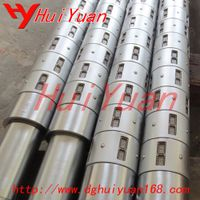 Air Friction Shaft For Battery Separator Slitting Machinery