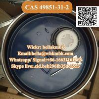 China Factory Supply Liquid 2-Bromo-1-Phenyl-Pentan-1-One CAS 49851-31-2