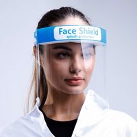 New design Faceshield Fashion Anti-fog safety face shield for various occasions thumbnail image