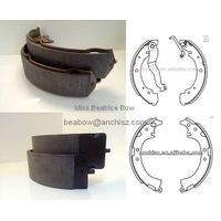 TS16949 motocycle brake shoe