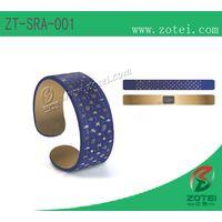RFID silicone wristband tag(ZT-SRA-001)