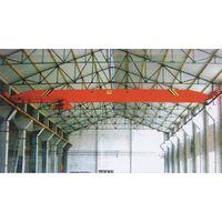 LDA model single beam motor crane