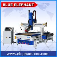 ELE 1330 4 Axis Atc CNC Router machine for wood