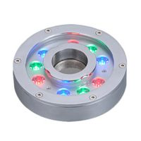 Cree LED 3W 9pcs Underwater LED Light (D502C)