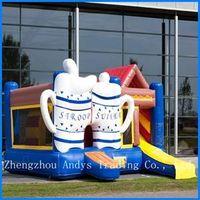 Inflatable Jump&Slide Combo thumbnail image