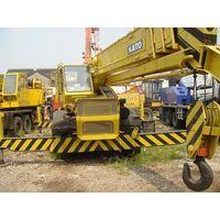 Used Crane KATO KR25H, KR45H, KA300, SS500.KR250E, KR450 thumbnail image