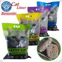 long term supply OEM bentonite cat litter bulk cat sand