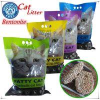 long term supply OEM bentonite cat litter bulk cat sand