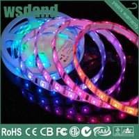 Free sample best quantity IP20/44/65 5050 led strip light white warmwhite red green blue CE/RoHs