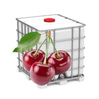 Cherry distillates - 1000 ltr. IBC Bulk