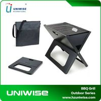 Outdoor Notebook BBQ Grill