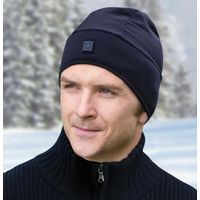 Winter Warmer Heated Women Hat Heated Men Hat for Ski