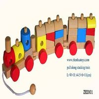 OEM for Melissa & Doug Wooden Stacking Train