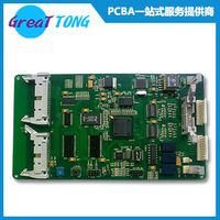 Attendance Control System Quick PCB Prototype Assembly- Shenzhen Grande