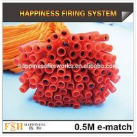 Liuyang Happiness Fireworks 0.5M Electric Igniter/e-matches/ dispaly igniters
