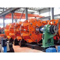 JL Steel Wire Armoring Machine