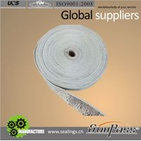 None-penetrative Non-toxic Satin Weave Aluminum Fiberglass Insulation Tape