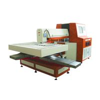 YAG500W hot sale laser cutter for metal sheet