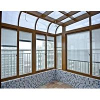 Steel hollow glass louvers built offices, hotel rooms, clubs, multi-system control thumbnail image