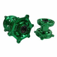 Motorcycle CNC billet wheel hubs for KX125 KX250 thumbnail image
