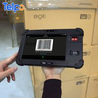 Remote Technical Support Telpo mobile biometric fingerprint terminal time attendance with NFC reader thumbnail image
