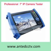 Handheld 7 inch IPC Tester Tool,Multi-function hybrid CCTV Tester Monitor thumbnail image