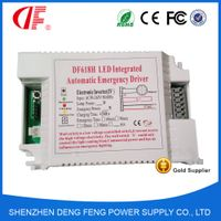 LED Emergency Driver, LED Integrated Automatic Emergency Device with LED driver and emergency pack f