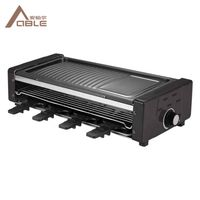 High Quality Commercial Multifunction Electric BBQ Grill Stainless Steel Smokeless Electric BBQ