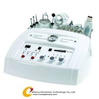 NV-666 6 Functions Facial Ultrasound, Photon, Diamond Skin Peel equipment
