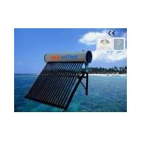 Sell Compact Pressurized Solar Water Heater (CE, ISO9001-2000) thumbnail image