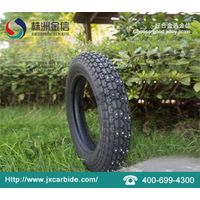 Winter tires with Diameter 4mm carbide screw snow tyre studs