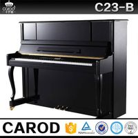upright piano acoustic 123cm