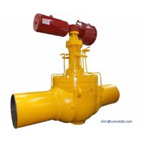 Top Entry Cast Steel Trunnion Ball Valve thumbnail image