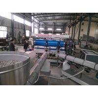 PP/PE Plastic Sheet Cloth-Coating Production Line