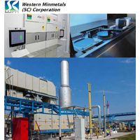 "Silicon SOI Wafer 4"" 6"" 8"" at Western Minmetals (SC) Corporation"