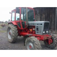 Used farm tractors MTZ-Belarus from 5 000 USD