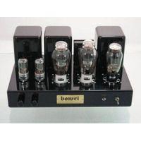 BOWEI 300B King Class A Tube Amplifier Black Version thumbnail image