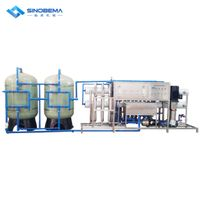 RO system/water treatment machine