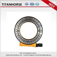 Titanhorse 7 inch single axis slewing drive for solar tracking system